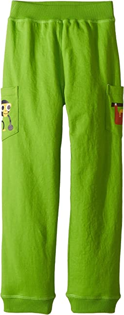 4Ward Clothing PBS KIDS® - Rainforest Reversible Jogger Pants (Toddler/Little Kids)
