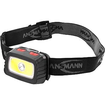 Stirnlampe Kopflampe 3W POWER COB LED Arbeit Camping Joggen Angeln Lampe