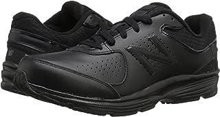 (ニューバランス) New Balance メンズウォーキングシューズ?靴 MW411v2 Black 10.5 (28.5cm) 4E - Extra Wide