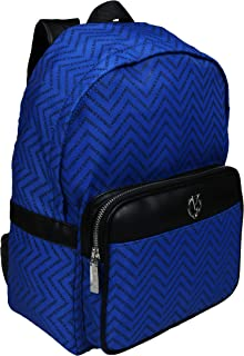 Versace EE1YTBB35 E202 Blue/Black Backpack for Womens