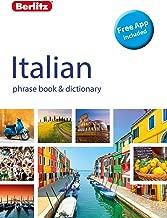 Berlitz Phrase Book & Dictionary Italian (Bilingual dictionary) (Berlitz Phrasebooks)