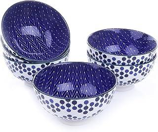 Ritzenhoff /& Breker Dots Müslischale 3er Set Schale Schälchen Keramik Ø 13 cm
