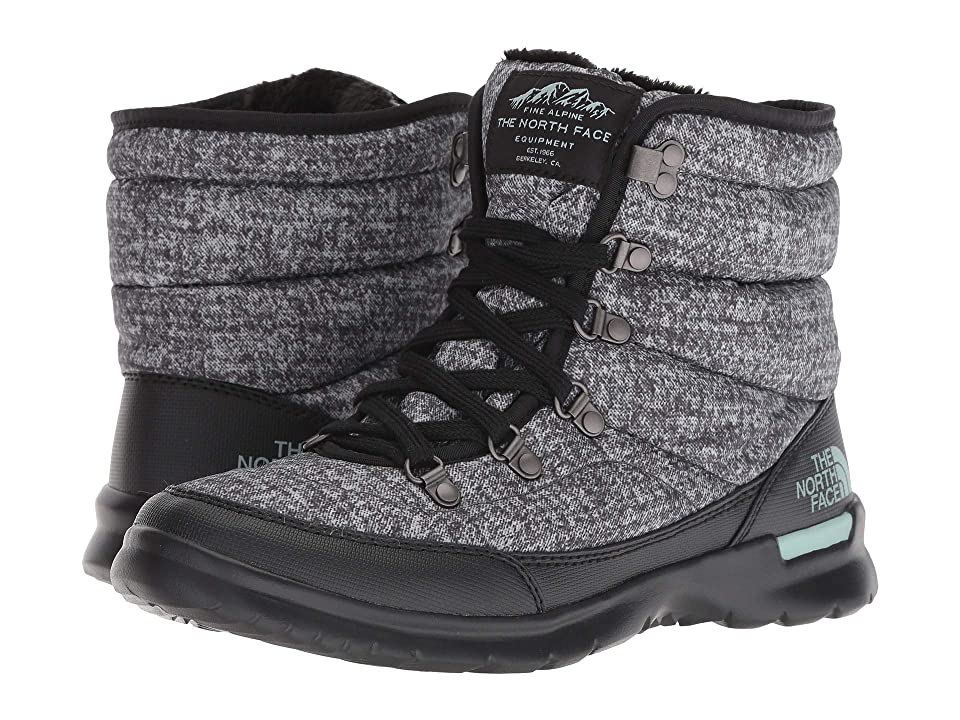The North Face ThermoBalltm Lace II (Burnished Houndstooth Print/Blue Haze) Women