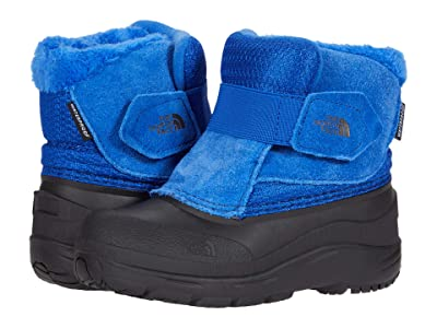The North Face Kids Alpenglow II (Toddler) (TNF Blue/TNF Black) Kids Shoes