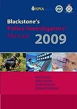 Blackstone's Police Investigators' Manual 2009 (Blackstone's Police Manuals)