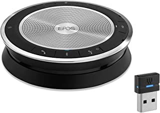 EPOS EXPAND SP 30T (1000225) Portable Bluetooth Speakerphone   Instant Conferencing Anywhere   Sound-Enhanced   PC, Mobile...