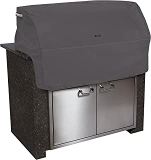Classic Accessories Ravenna Cover For Built-In Grills, X-Small, Taupe, 32 inch