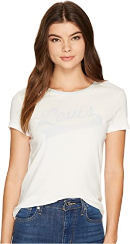 Levi's® Womens Slim Crew Neck Tee