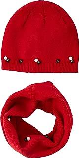 Brums 女孩围巾、帽子和手套套装