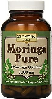 moringa pure 1000 mg benefits