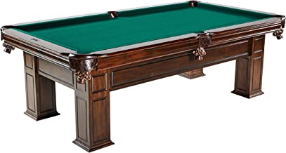 how to assemble a pool table