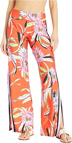 Shangri LA Roll Top Pants Cover-Up