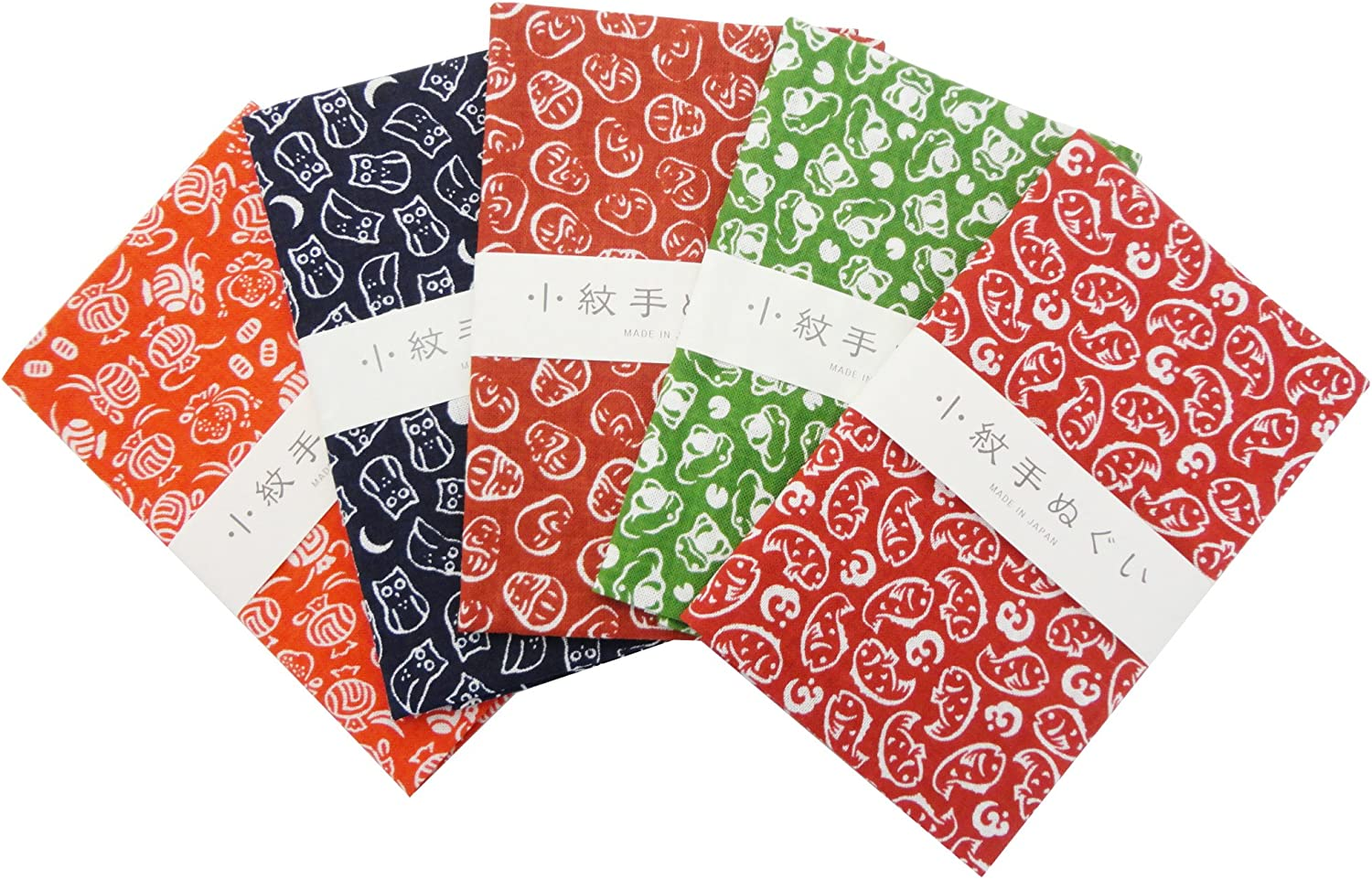 Max 77% OFF MIYAMOTO Recommended Japanese Traditional Towel Tenugui Small Type Pattern 5