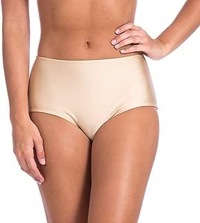Women's High Waist Solid Ramba Sports Bikini Swimsuit Gary Majdell