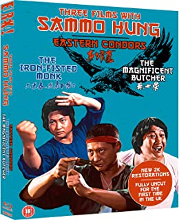 Three Films With Sammo Hung (Eureka Classics) Blu-ray [Reino Unido] [Blu-ray]