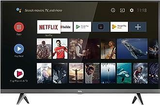 TCL 32ES560 Televisor de 32 pulgadas, Smart TV con HD, HDMI, USB, WiFi y Sintonizador Triple, Color Negro