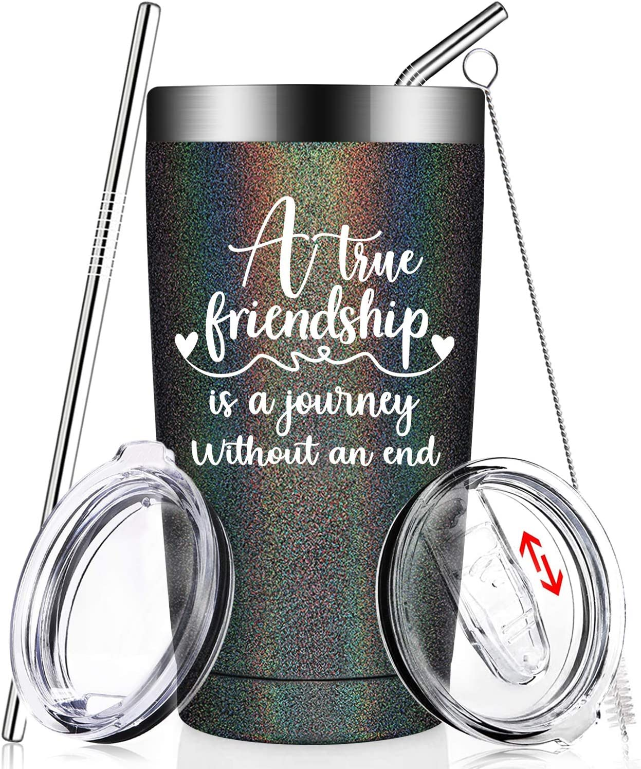 Best Friend Friendship Gifts for Women Oakland Mall - fo Max 49% OFF Birthday Funny