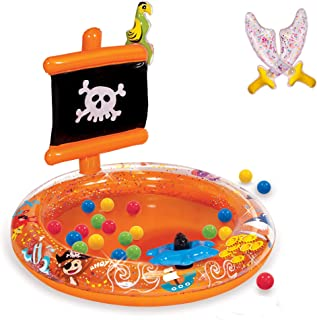 Pirate Sparkle Play Center Ball Pit with 20 Balls