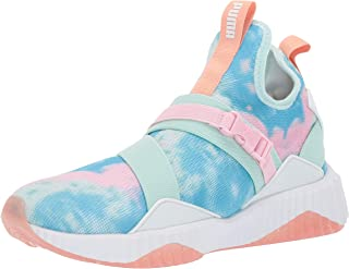 PUMA Kids' Defy Mid Sneaker