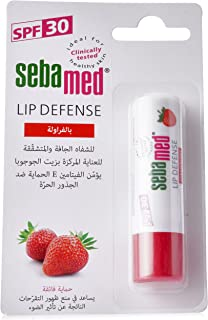 Sebamed Lip Defense Stick Strawberry 4.8 gm