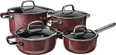 WMF Fusiontec 4Pc Cookware Set Rose Quartz, Red, 1kg