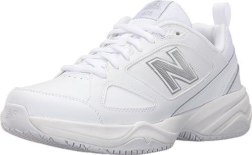 New Balance Wohommes WID626V2 Training Work chaussures, blanc, 11 2E US