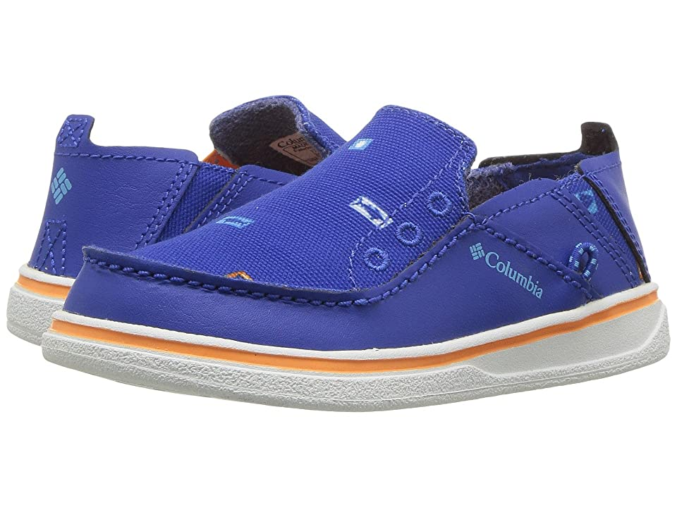 Columbia Kids Bahama (Toddler/Little Kid/Big Kid) (Azul/Riptide) Boys Shoes