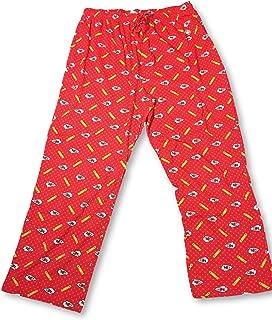 Kansas City Chiefs Men's All Over Print Lounge Sleep Pants