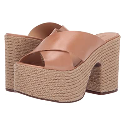 Schutz Lora (Honey Beige) Women