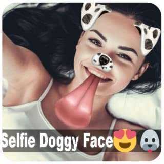 Doggy Face Photo Editor Snapy Live Camera Stickers Editor For Snapchat