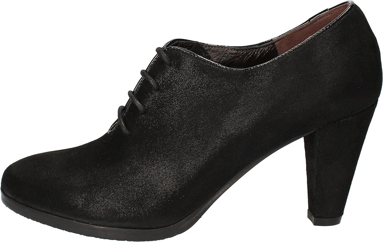 CALPIERRE Boots Womens Suede Black