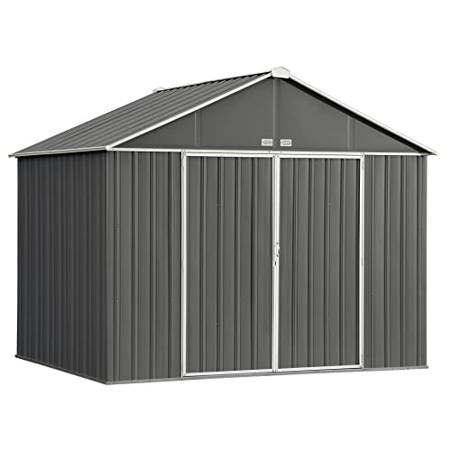 metal sheds for sale amazon com