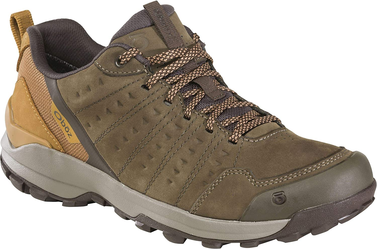 Oboz Sypes Shipping included Low Leather B-Dry Max 61% OFF - Hiking Shoe Men's