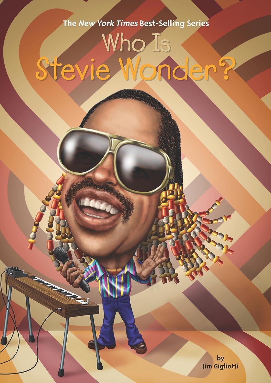 正しく公使館スイWho Is Stevie Wonder? (Who Was?) (English Edition)