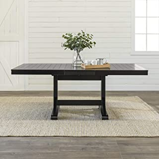Best dining table trestle legs Reviews