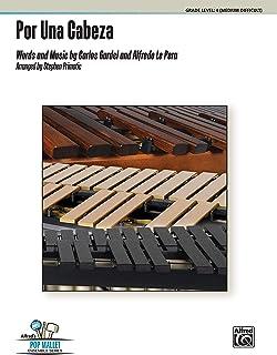 Por Una Cabeza: For 3 to 9 Players (Conductor Score & Parts)