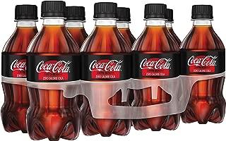 Coke Zero Sugar Diet Soda Soft Drink, 12 fl oz, 8 Pack