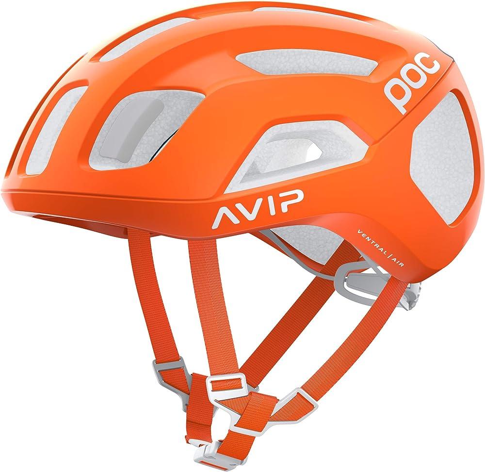 Poc ventral spin casco da bici massima protezione e ventilato in policarbonato PC106361128LRG11