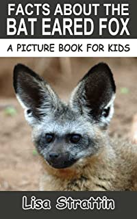 Facts About The Bat Eared Fox (A Picture Book For Kids 29)
