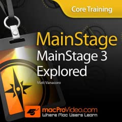 Featuring our industry specialist trainer, Matt Vanacoro ! This course on MainStage 3 will show you everything you need to know ! With 28 videos, and 3 hours and 29 minutes of valuable reference material ! Including a fully interactive interface! So ...