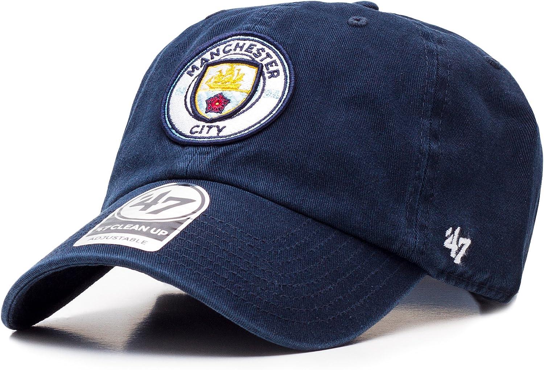 47 Unisex Manchester City Kappe, (Navy), (Herstellergröße: One Size):  Amazon.de: Bekleidung
