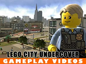 Clip: LEGO City Undercover Video Gameplay