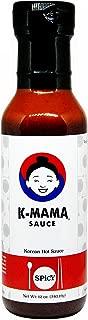 K-Mama All-Purpose Gochujang Korean Hot Sauce: Spicy