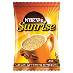 NESCAFÉ Sunrise Instant Coffee - Chicory Mixture, 50g Pouch