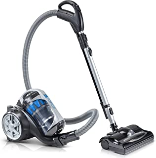 iFORCE Bagless Canister Vacuum with Power Nozzle
