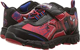 Favorite Characters - Spider-Man Lighted Sneaker (Toddler/Little Kid)