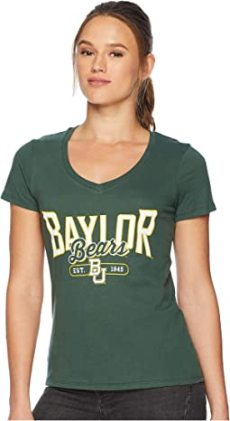 Baylor Bears University V-Neck Tee