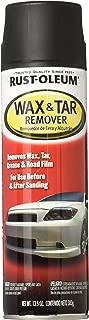 Rust-Oleum 251567 Wax and Tar Remover, 13.5 Oz, Spray, Aerolized Mist, Clear