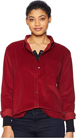 Lakeshore Corduroy Button Down