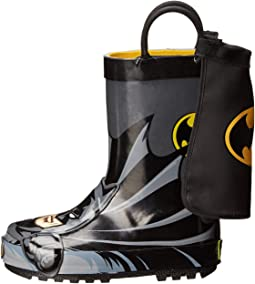 Batman Everlasting Rain Boot (Toddler/Little Kid/Big Kid)